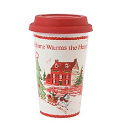 Fitz and Floyd® Home Warms The Heart Travel Mug