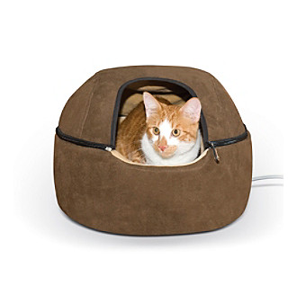 thermo kitty dome bed