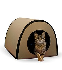 K&H Pet Products Mod Thermo-Kitty Shelter™