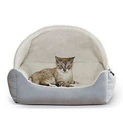 K&H Pet Products Hooded Lounge Sleeper