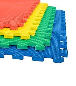 Stalwart 4-Pack Interlocking EVA Foam Floor Mats