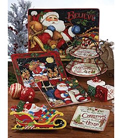 Certified International The Night Before Christmas by Susan Winget Dinnerware Collection