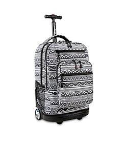 J World® Sundance Tribal Rolling Backpack