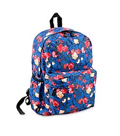 J World® Oz Vintage Rose Campus Backpack