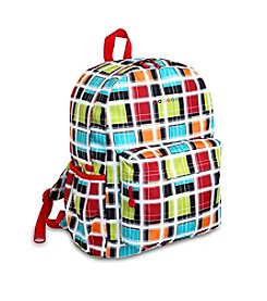 J World® Oz Colorstrip Campus Backpack