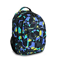 J World® Cornelia Cubes Laptop Backpack