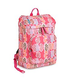 J World® Eve Pink Forest Laptop Backpack