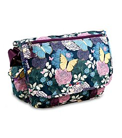 J World® Terry Secret Garden Messenger Bag
