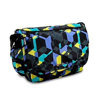 J World® Terry Cubes Messenger Bag