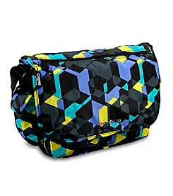 J World® Terry Cubes Messenger Bag