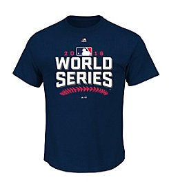 Majestic MLB® Men's 2016 World Series Short Sleeve Tee