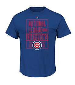 Majestic MLB® Chicago Cubs Men's League Conquerors Tee