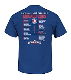 Majestic MLB® Chicago Cubs Men's Quest League Tee