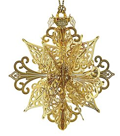 ChemArt 2016 3D Snowflake Ornament