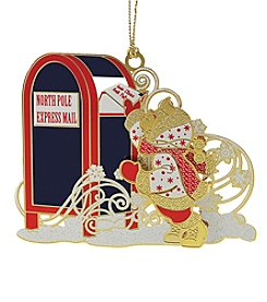 ChemArt Letters to Santa Ornament