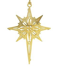 ChemArt Bethlehem Star Ornament
