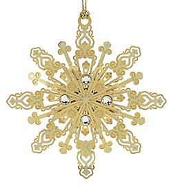 ChemArt Radiant Snowflake Ornament