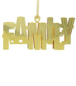 ChemArt Family 3D Ornament