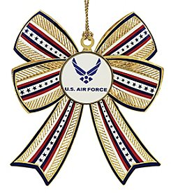 ChemArt Air Force 3D Bow Ornament