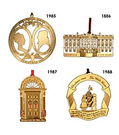 ChemArt White House 1985-1988 Ornaments Box Set