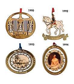 ChemArt White House 1990-1993 Ornaments Box Set