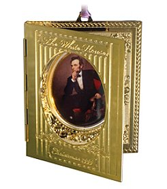 ChemArt White House 1999 Ornament