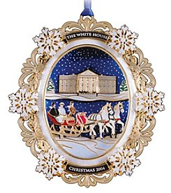 ChemArt White House 2004 Ornament