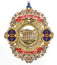 ChemArt White House 2006 Ornament