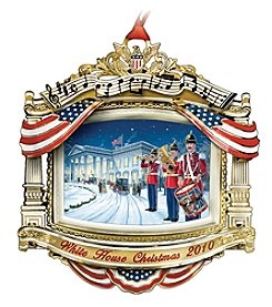 ChemArt White House 2010 Ornament