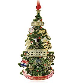 ChemArt White House 2015 Ornament