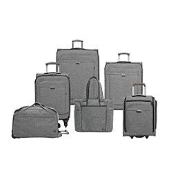 Ricardo Beverly Hills Malibu Bay Gray Luggage Collection