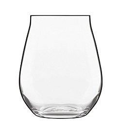 Luigi Bormioli Set of 2 Vinea Trebbiano Stemless Wine Glasses