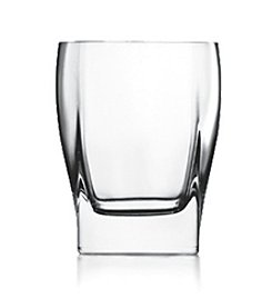 Luigi Bormioli Rossini Set of 4 Double Old Fashioned Glasses