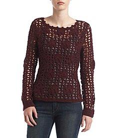 Hippie Laundry Crochet Sweater