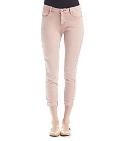 Hippie Laundry Cuffed Skinny Jeans