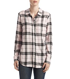 Splendid® Plaid Shirt