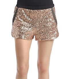 Living Doll® Sequin Shorts