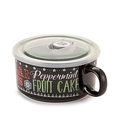 Boston Warehouse 22-oz. Holiday Cheer Souper Mug With Lid