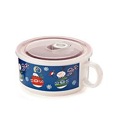 Boston Warehouse 22-oz. Snowman Souper Mug With Lid