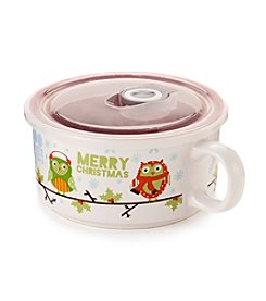 Boston Warehouse 22-oz. Owls Souper Mug With Lid