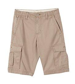Ruff Hewn Boys' 8-20 Cargo Shorts Solid