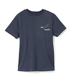Ruff Hewn Boys' 8-20 Short sleeves Outdoor Screen Tee