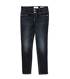 Jessica Simpson Girls' 7-16 Sparkle High-rise Denim