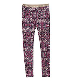 Jessica Simpson Girls' 7-16 Printed Leggings