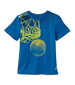 Exertek® Boys' 4-7 Graphic Backetball Tee