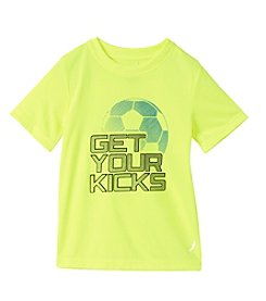 Exertek® Boys' 4-7 Graphic Poly Tee