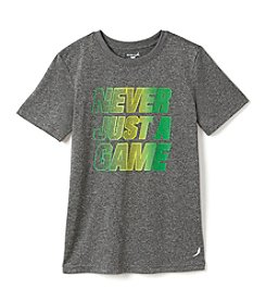 Exertek® Boys' 8-20 Graphic Never Just A Game Tee