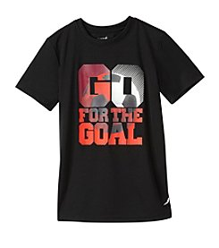 Exertek® Boys' 8-20 Graphic Go For The Goal Tee