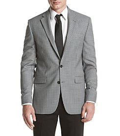 Kenneth Cole New York® Men's Slim Fit Plaid Sport Coat