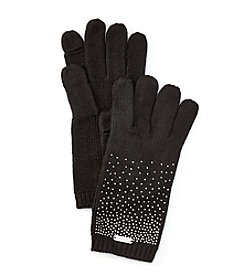 Calvin Klein Studded Gloves